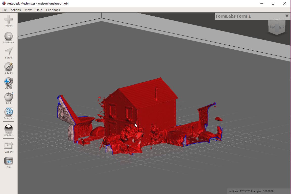 Solved: Obj texture import keeps failing - Autodesk