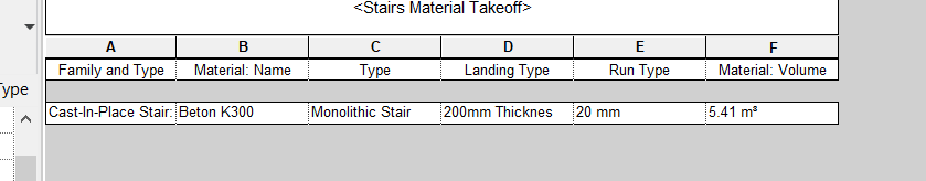 How To Calculate Stair Component Separately - Autodesk Community