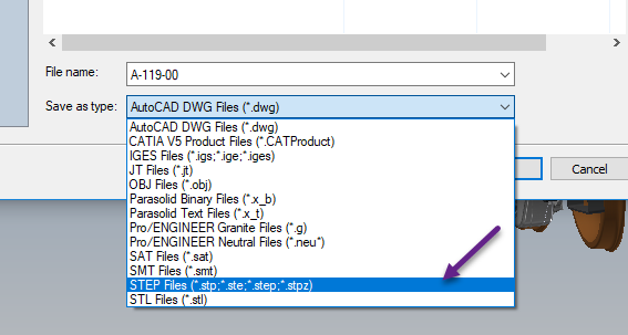 Solved: How to export an Assembly to a STEP file - Autodesk