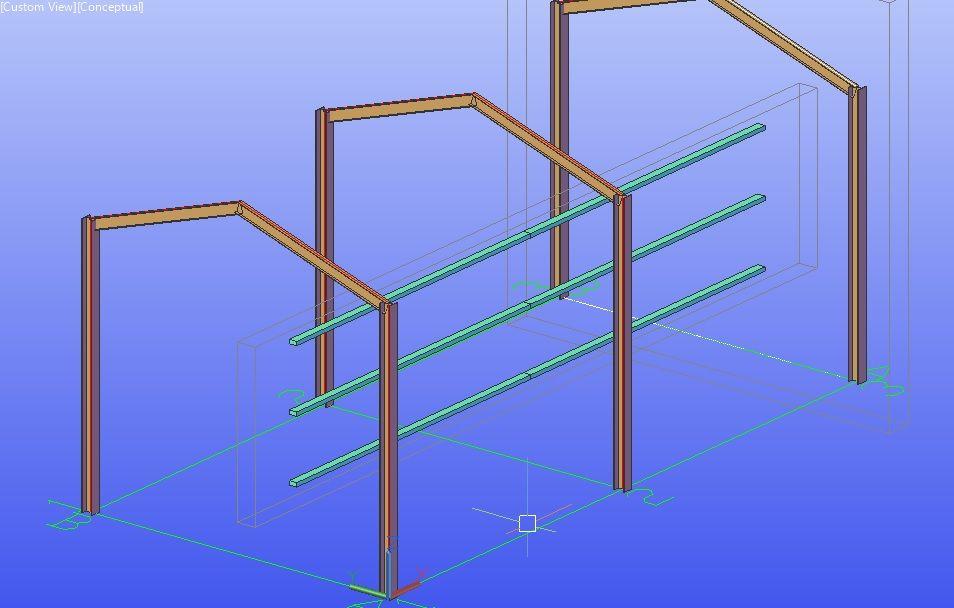 Solved: purlin tute - Autodesk Community- Advance Steel