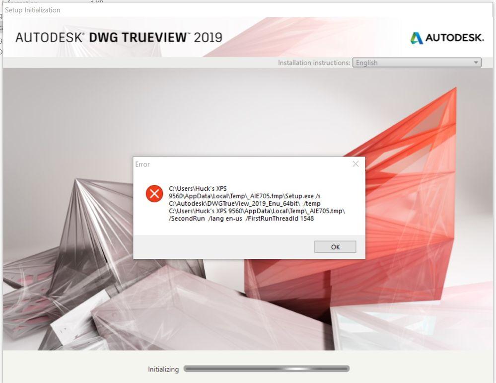 Solved: DWG Trueview 209 won't run - Autodesk Community