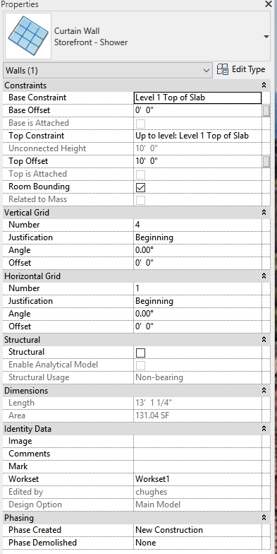 Solved: Understanding Curtain Wall Grid Logic - Autodesk