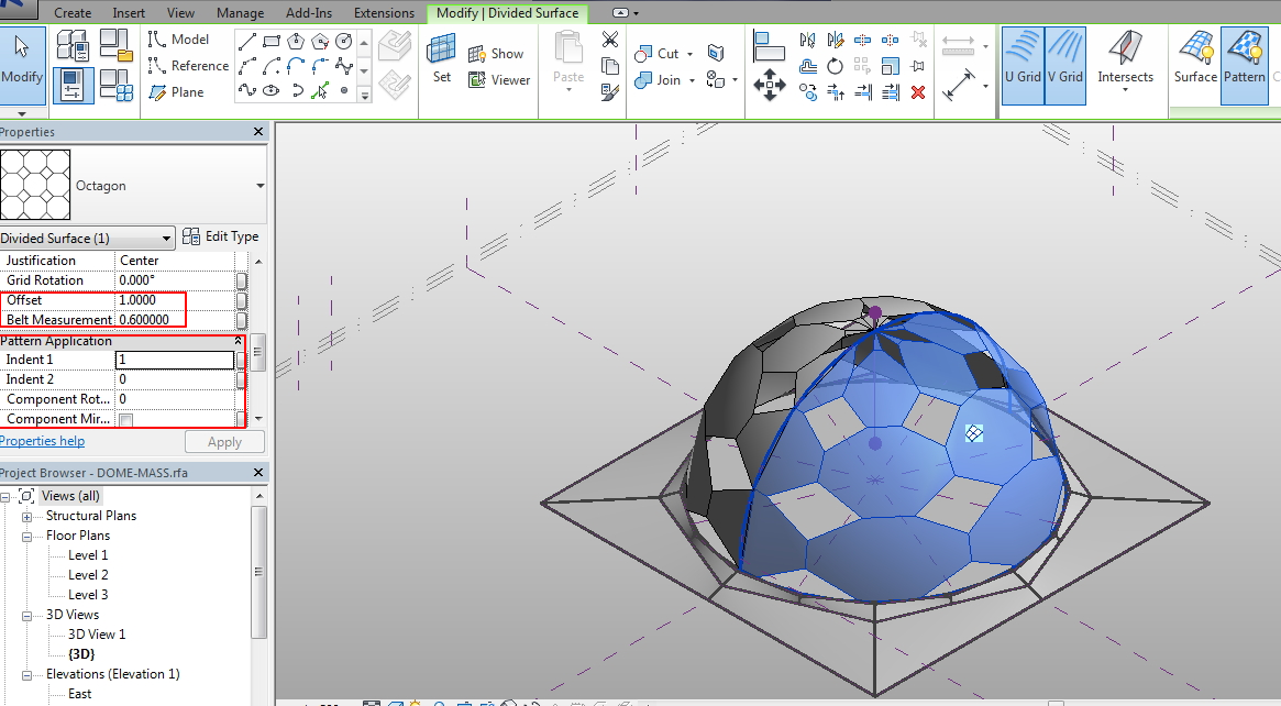 Domed Roof Autodesk Community