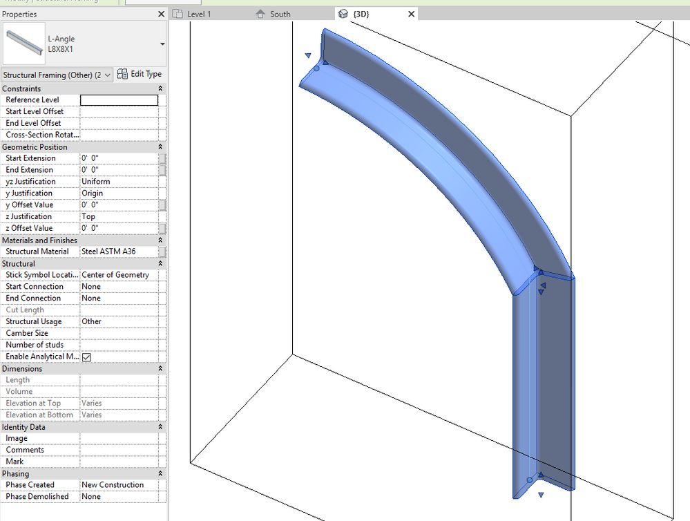 Solved: Revit Steel Commands and Beam Column Miter