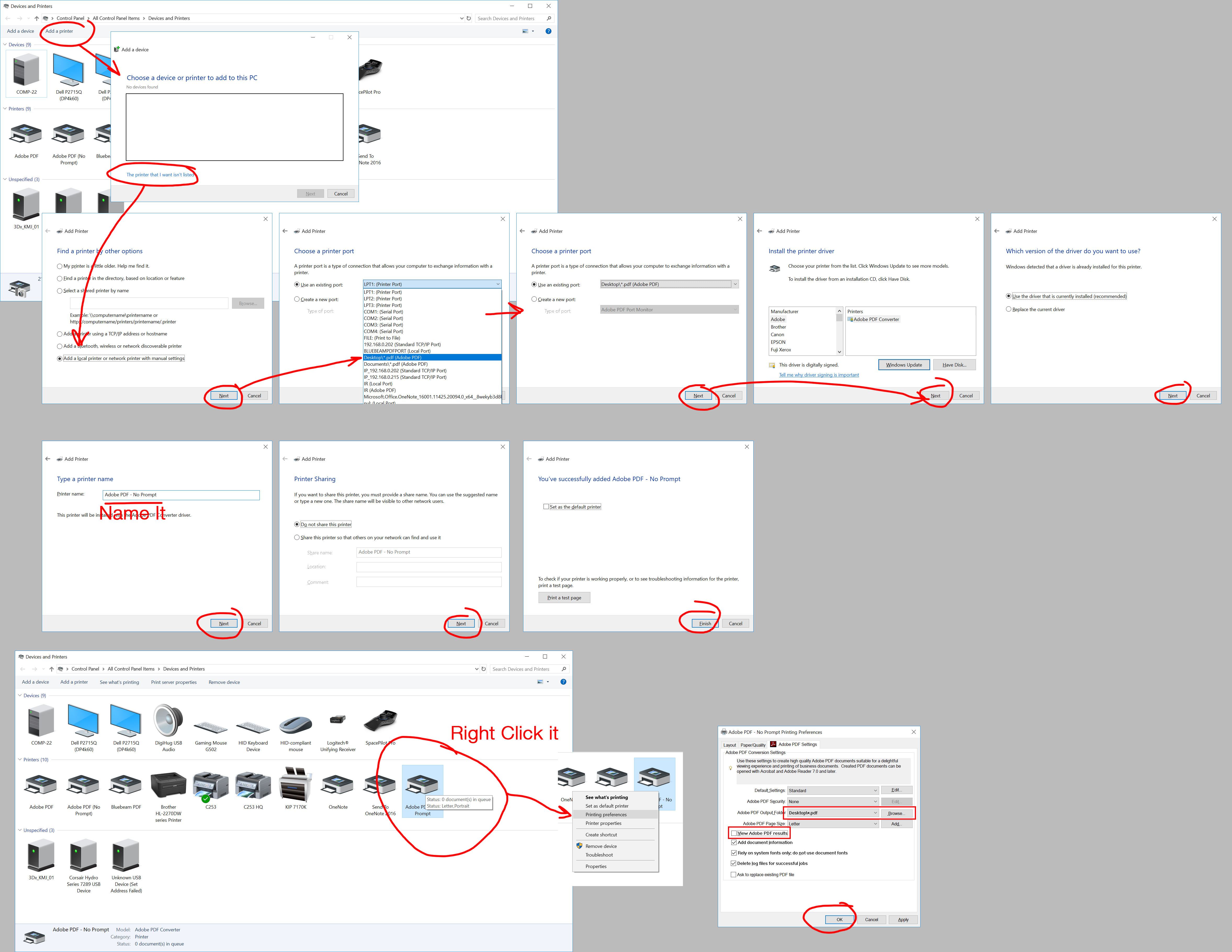 Solved: 2019: cannot print multi-page pdf using Acrobat - Autodesk