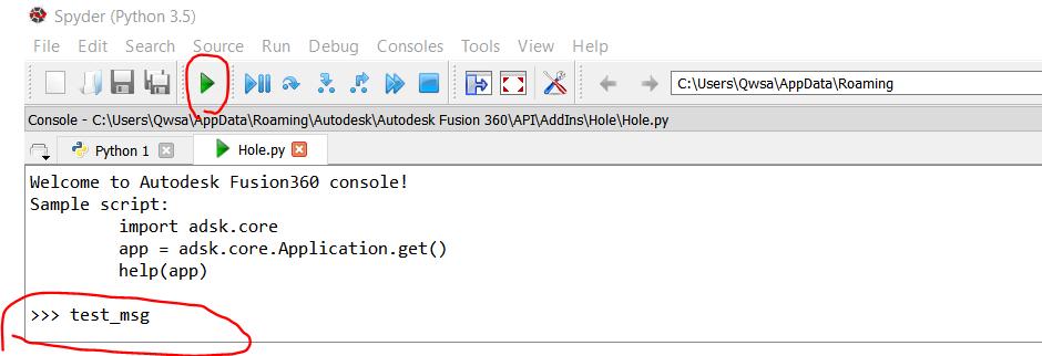 Now available: Fusion 360 plugin for Intellij IDEA/PyCharm