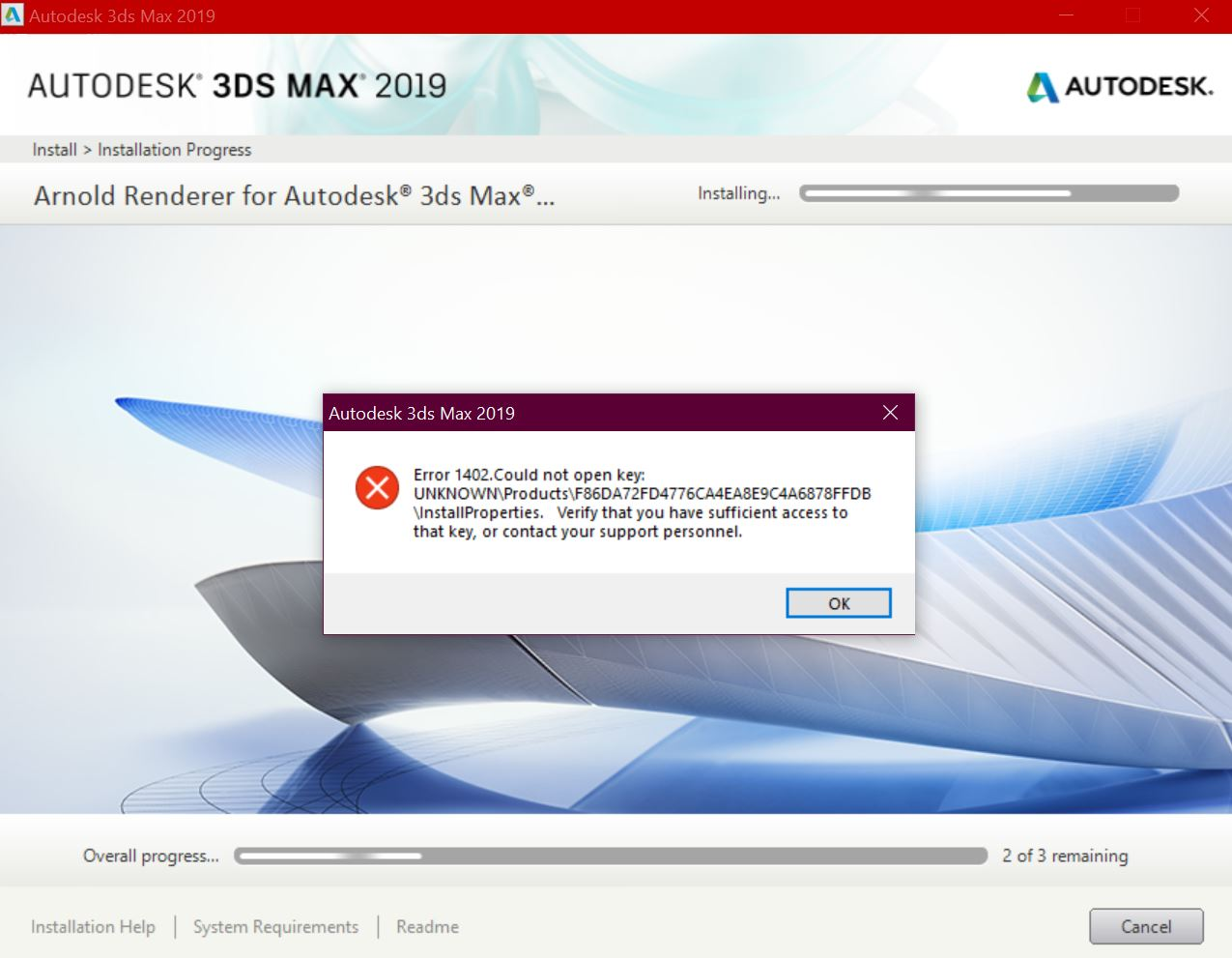 Solved: 3DS Max 2019 won't launch    tried everything - Autodesk