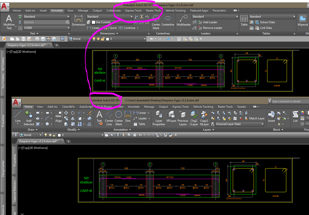 Solved: personal made dxf file does not open in autocad lt