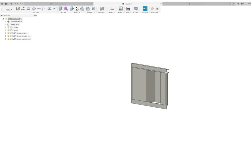 Construct in 3D with 45deg bevel? - Autodesk Community- Fusion 360