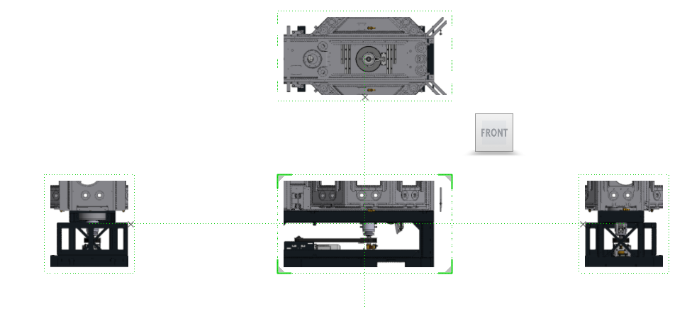 Defer drawing update when switching between open Inventor