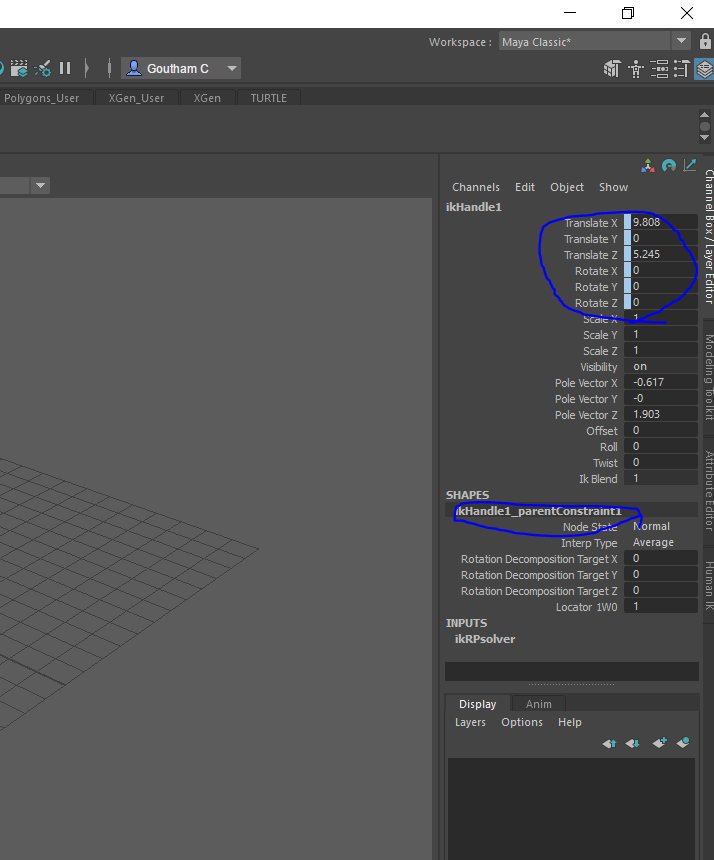 Solved: the control rig is frozen - Autodesk Community- Maya