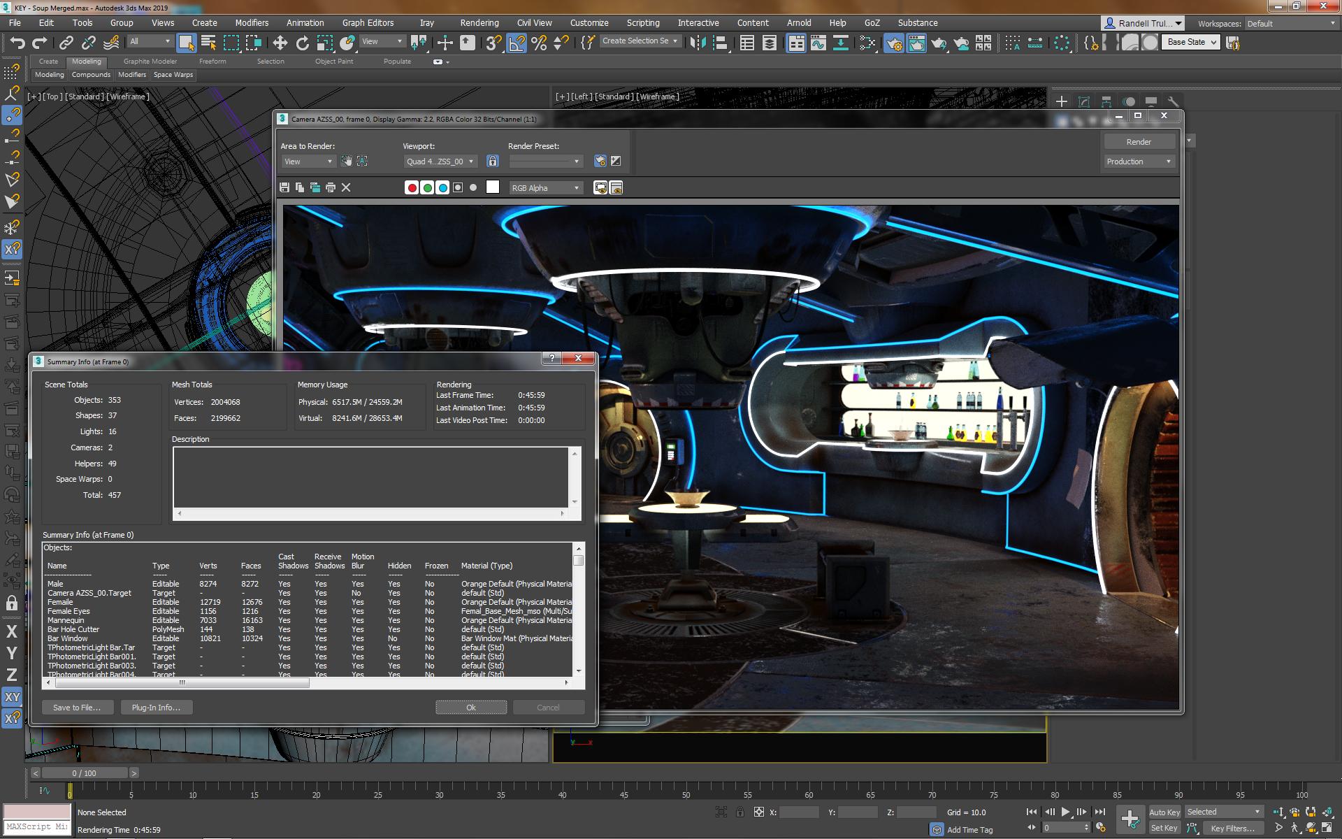ART rendering speed 2019 vs 2020 - Autodesk Community- 3ds Max