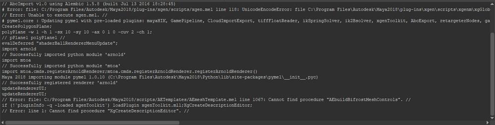 Xgen problem I cannot use xgen - Autodesk Community- Maya
