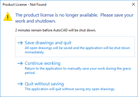 Solved: How to reset Autodesk 2020 Licensing - Autodesk