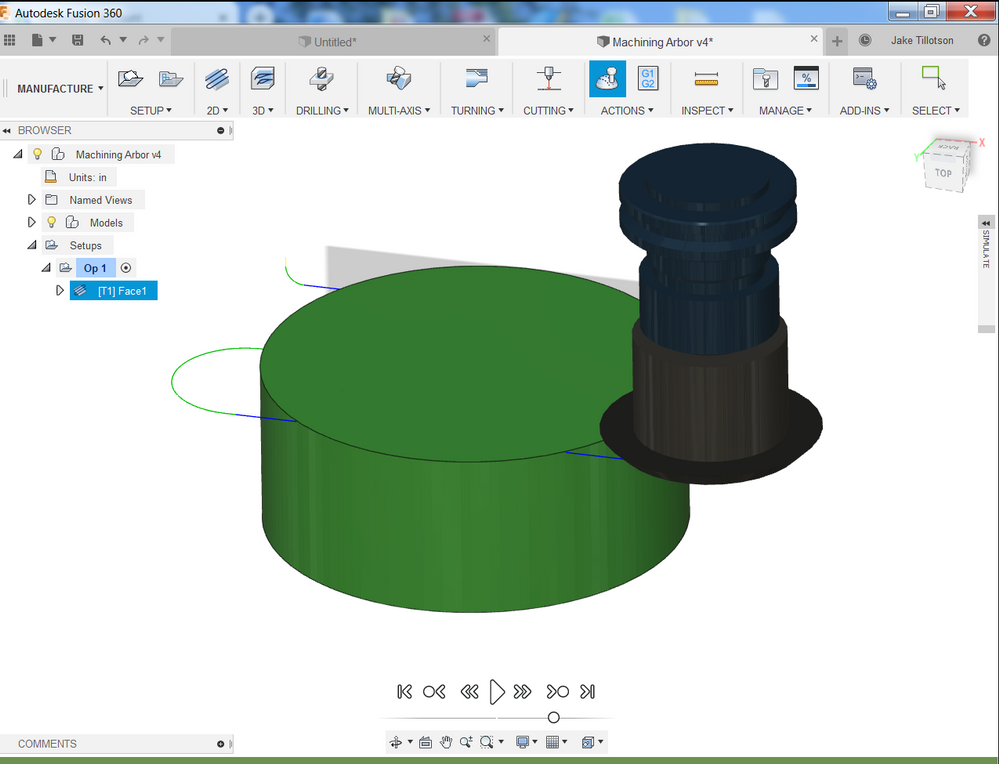 CAM Tool Library tool preview not working - Autodesk Community