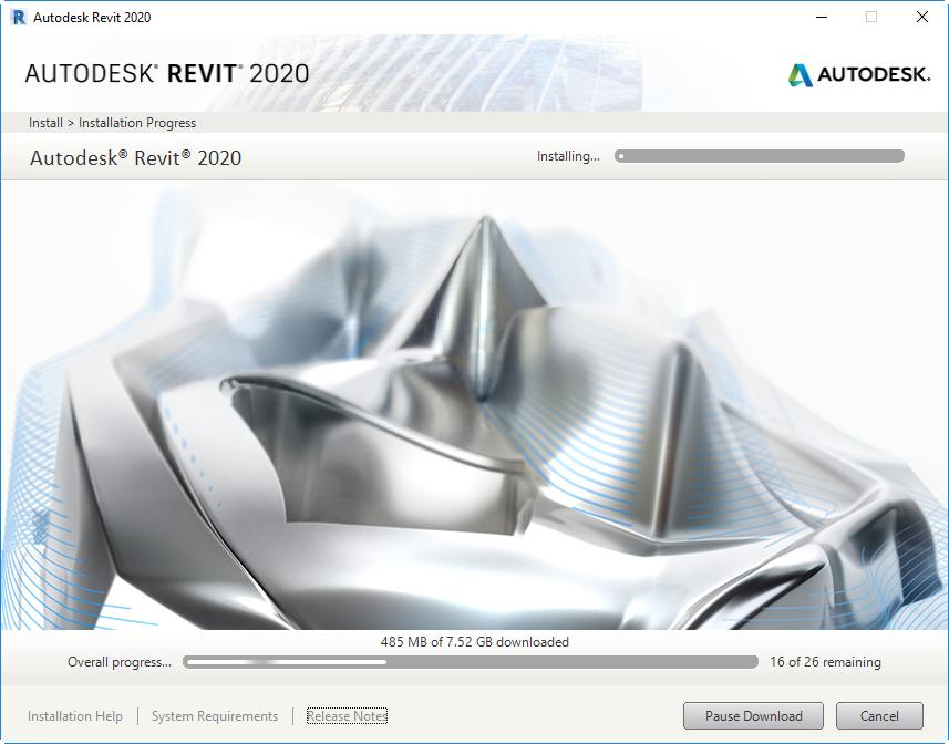 Revit 2020 Install (Stuck)_ - Autodesk Community- Revit Products
