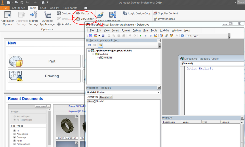 Solved: Can't Create a Profile using API - Autodesk