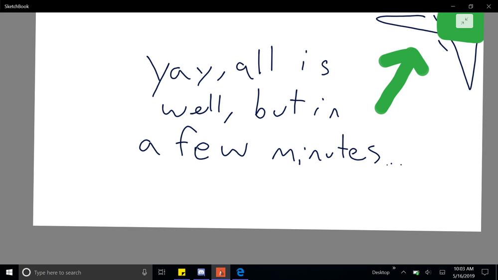 Solved: SketchBook stuck in Fullscreen Mode on Windows - Autodesk