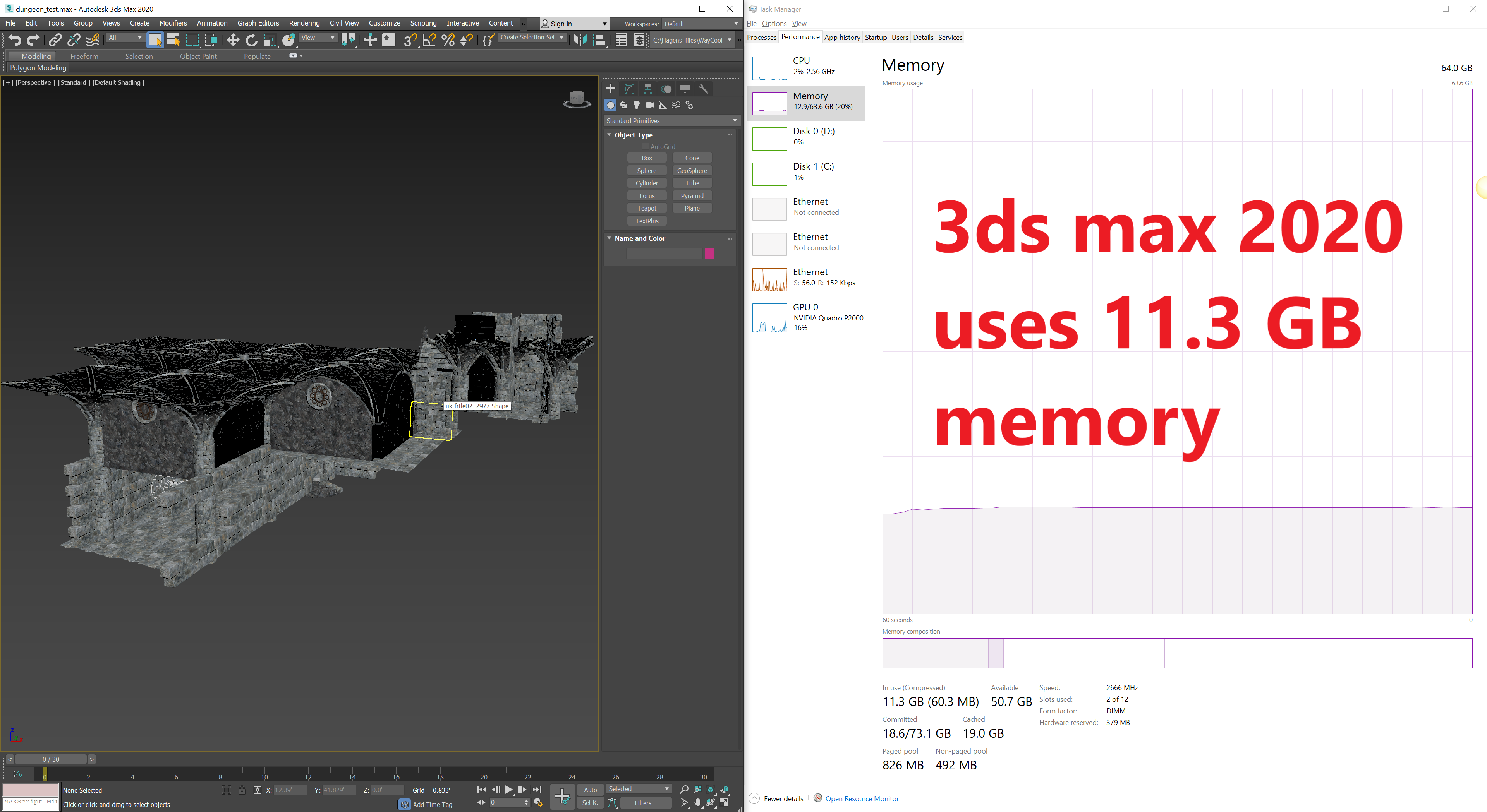 Solved: 3ds Max 2020 slow performance - Autodesk Community