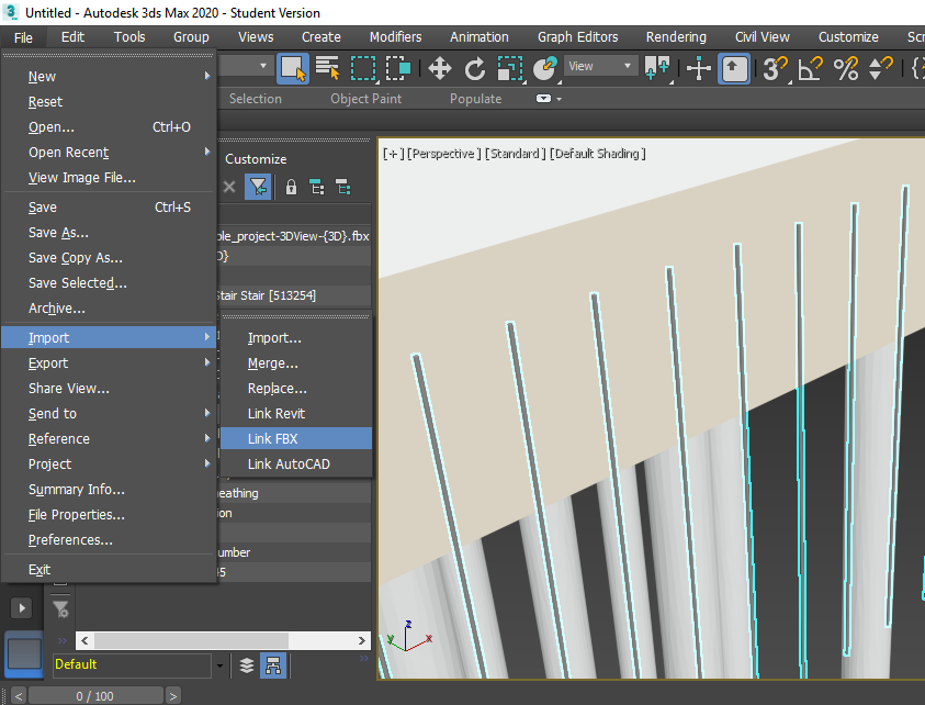 Solved: Rebars don't appear when exporting to FBX - Autodesk