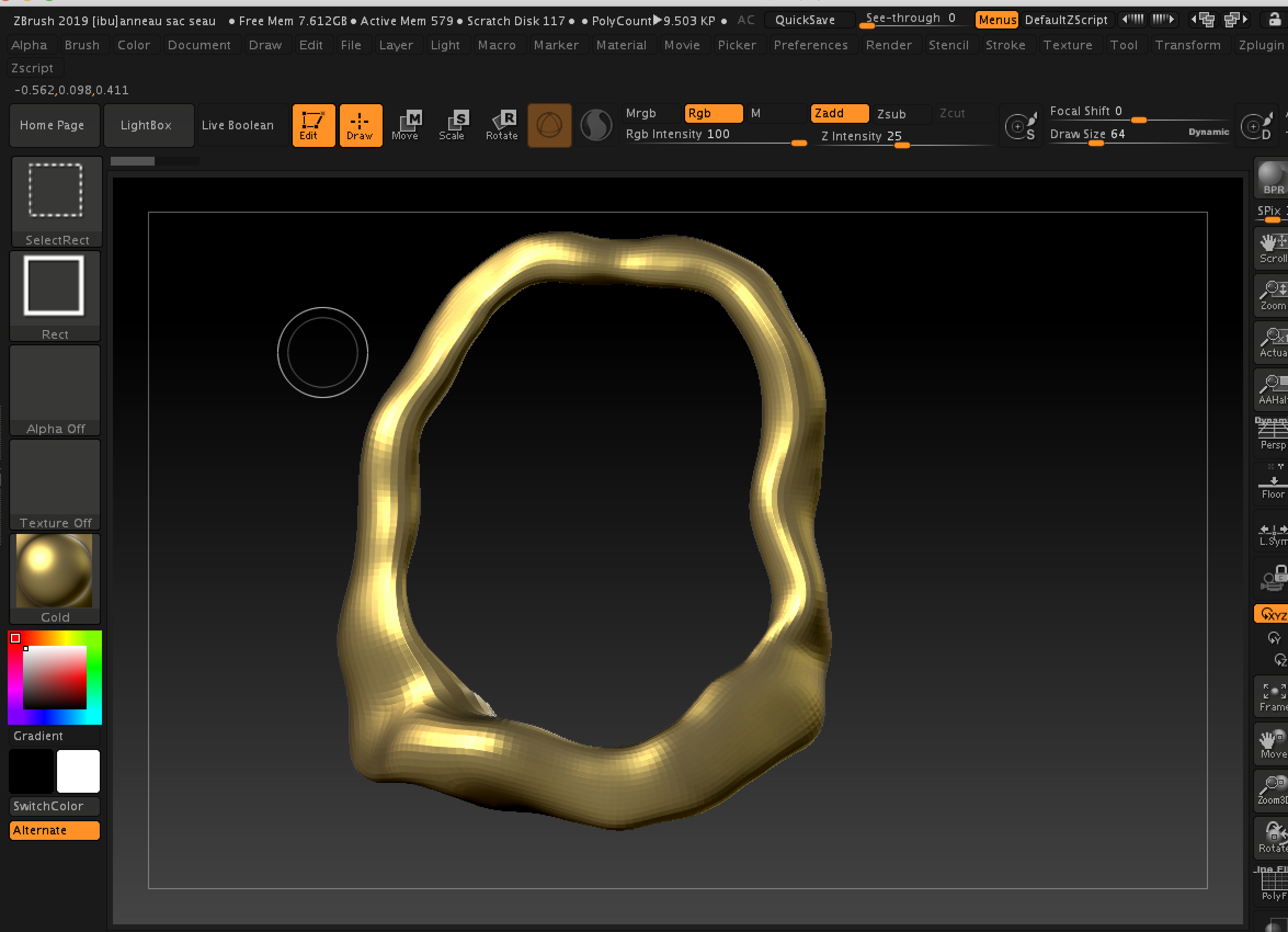 Solved: Converting designs made in Zbrush to Fusion solids