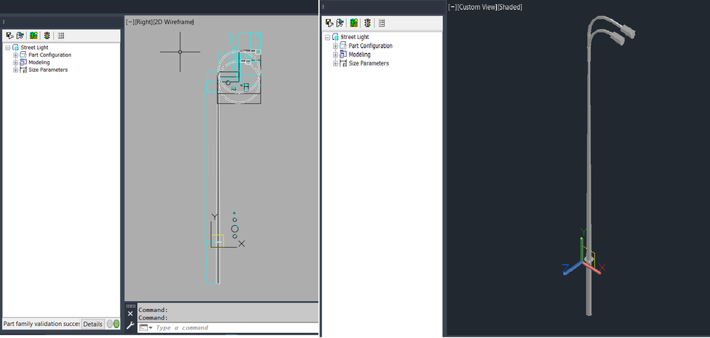 creating different structures for pipe network - Autodesk Community