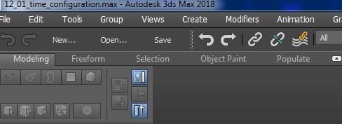 Solved: 3ds max 2018 quick access toolbar missing - Autodesk