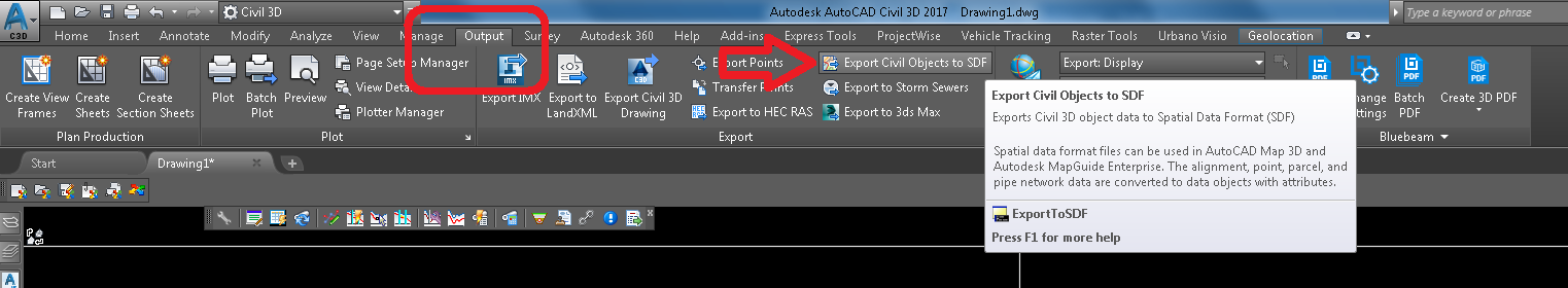 Solved: SDF TO SHP WRONG NUMBERS - Autodesk Community- Civil 3D