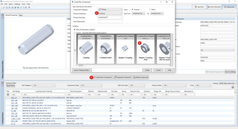 Solved: Expansion Joints - Autodesk Community- AutoCAD Plant 3D