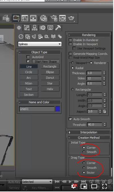Smoothing Spline - Autodesk Community- 3ds Max