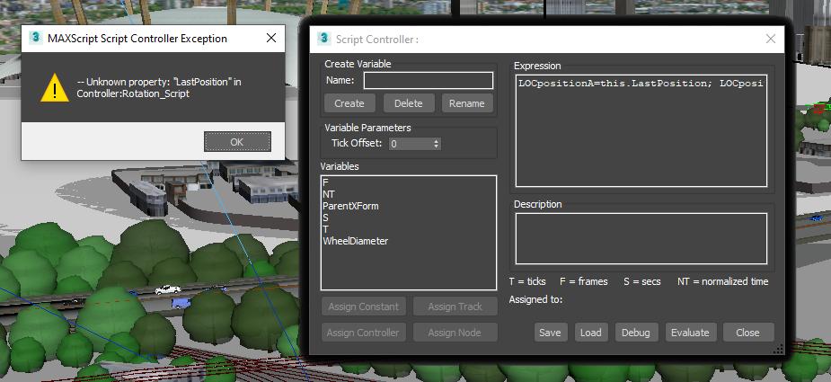 3dsmax 2019 script controller pop up on start up - Autodesk