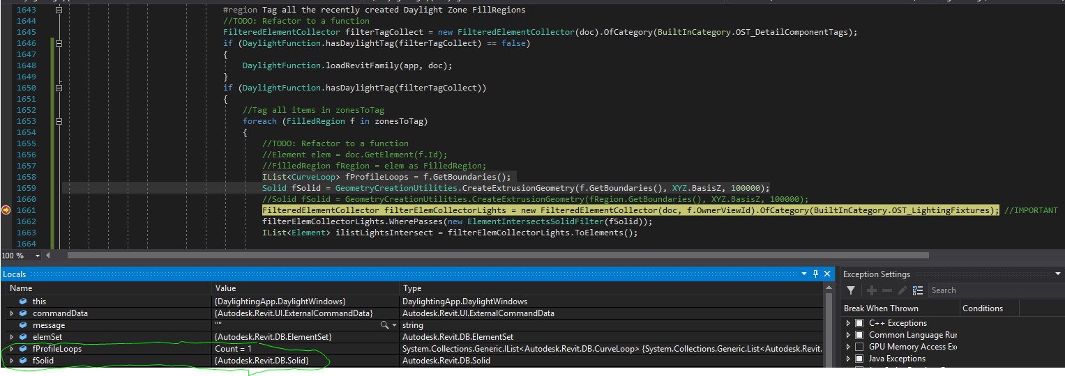 Solved: FilledRegion GetBoundaries() API bug? - Autodesk