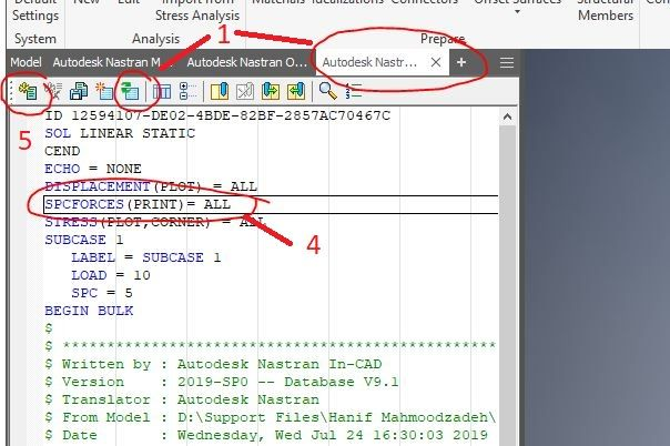 Export SPC Summation Data to Excel from Output file possible