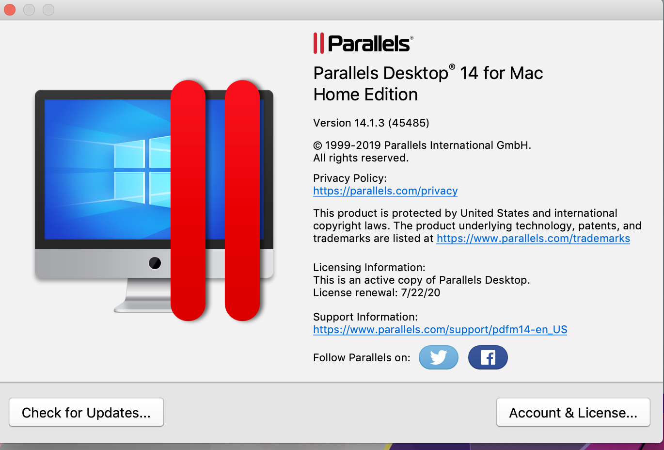 Can't install Revit 2019 on Mac with parallels - Autodesk