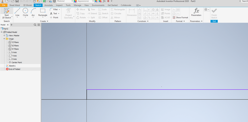 Solved Sketch Dimensions Greyed Out Autodesk Community Inventor
