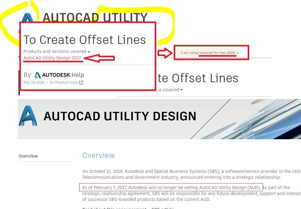 AutoCAD Utility Design (free version) download for PC