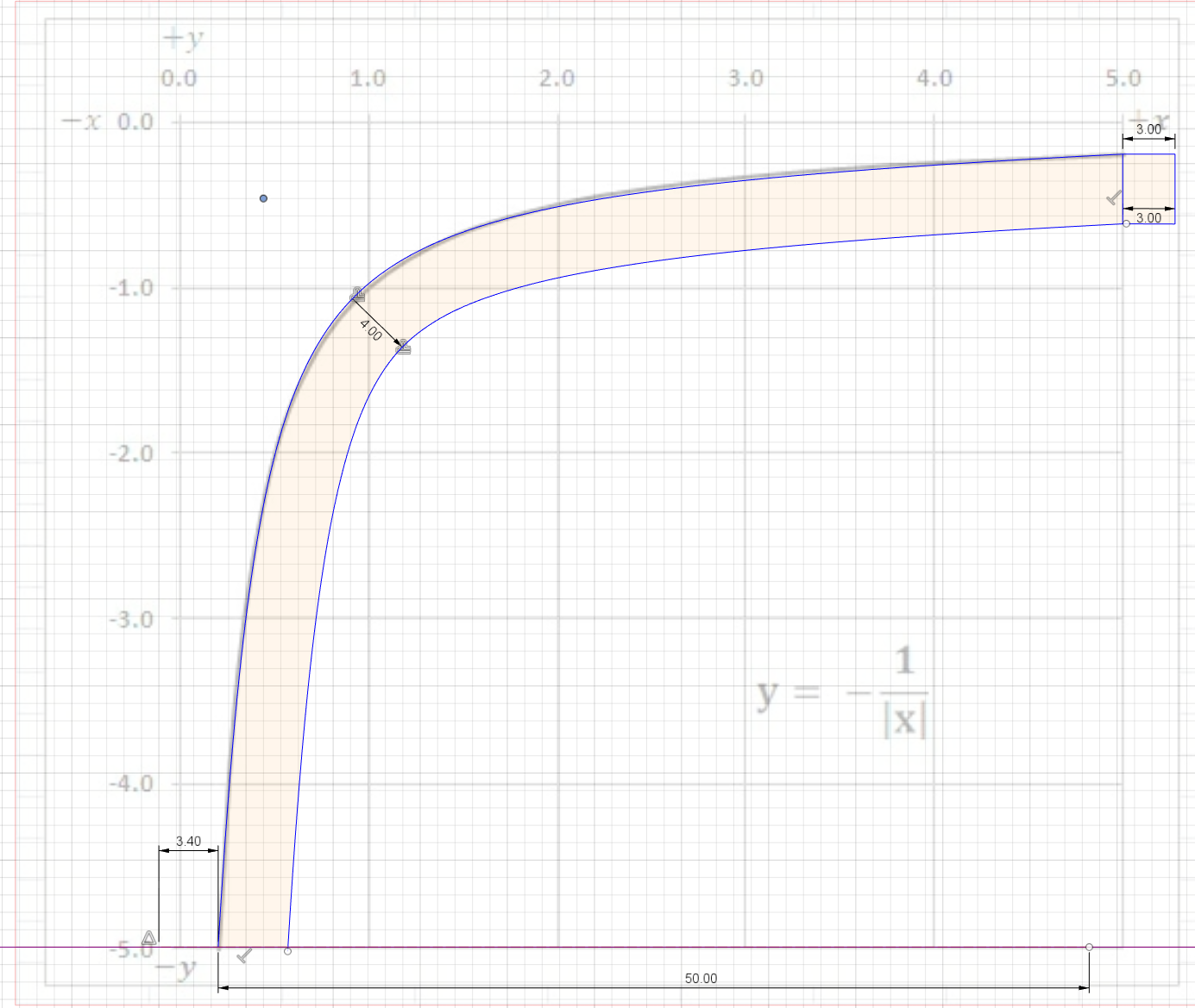 Solved: How to model Hyperbolic Funnel (a k a  vortex funnel