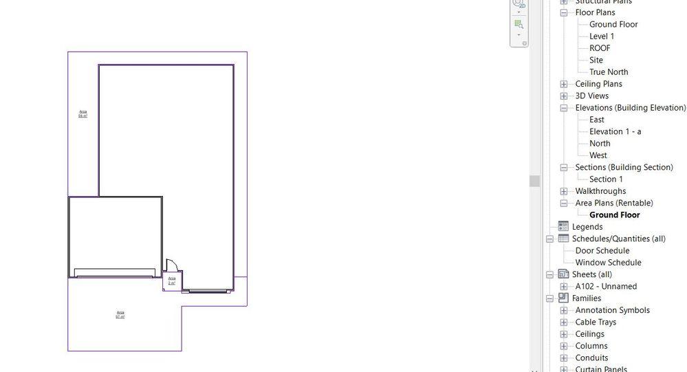 HOW TO SHOW AREA PLAN ON FLOOR PLAN - Autodesk Community