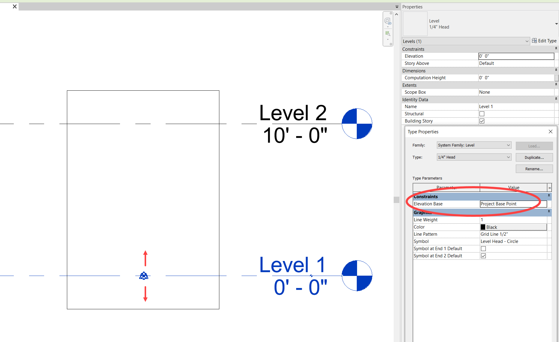 Levels to Zero - Autodesk Community- Revit Products