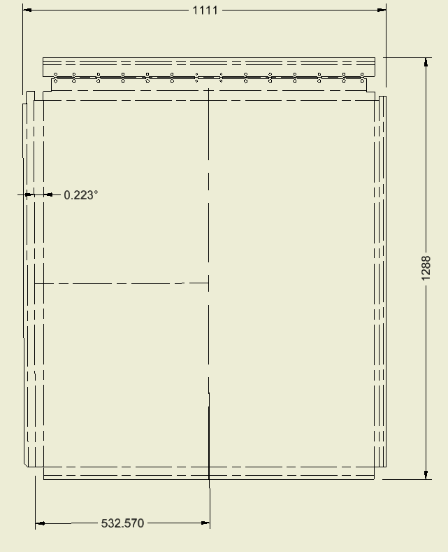 Solved: Flat Pattern Dimensioning in Drawing (iLogic