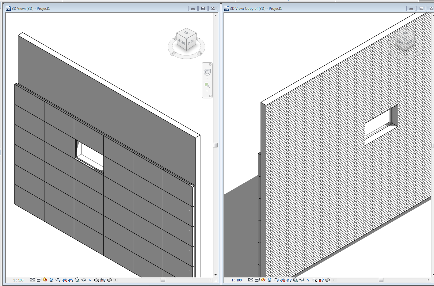 Curtain wall panels and walls - Autodesk Community