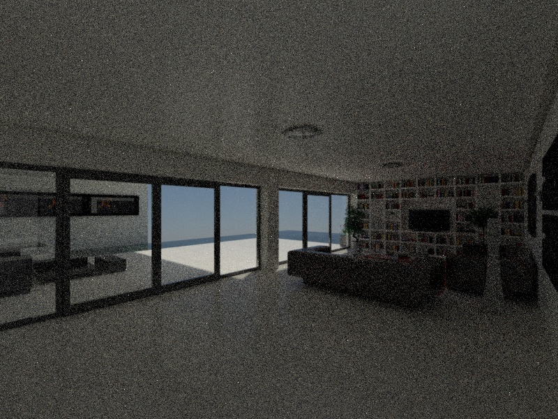 Rendering is taking hours and is noisy (Nvidia iray) - Autodesk