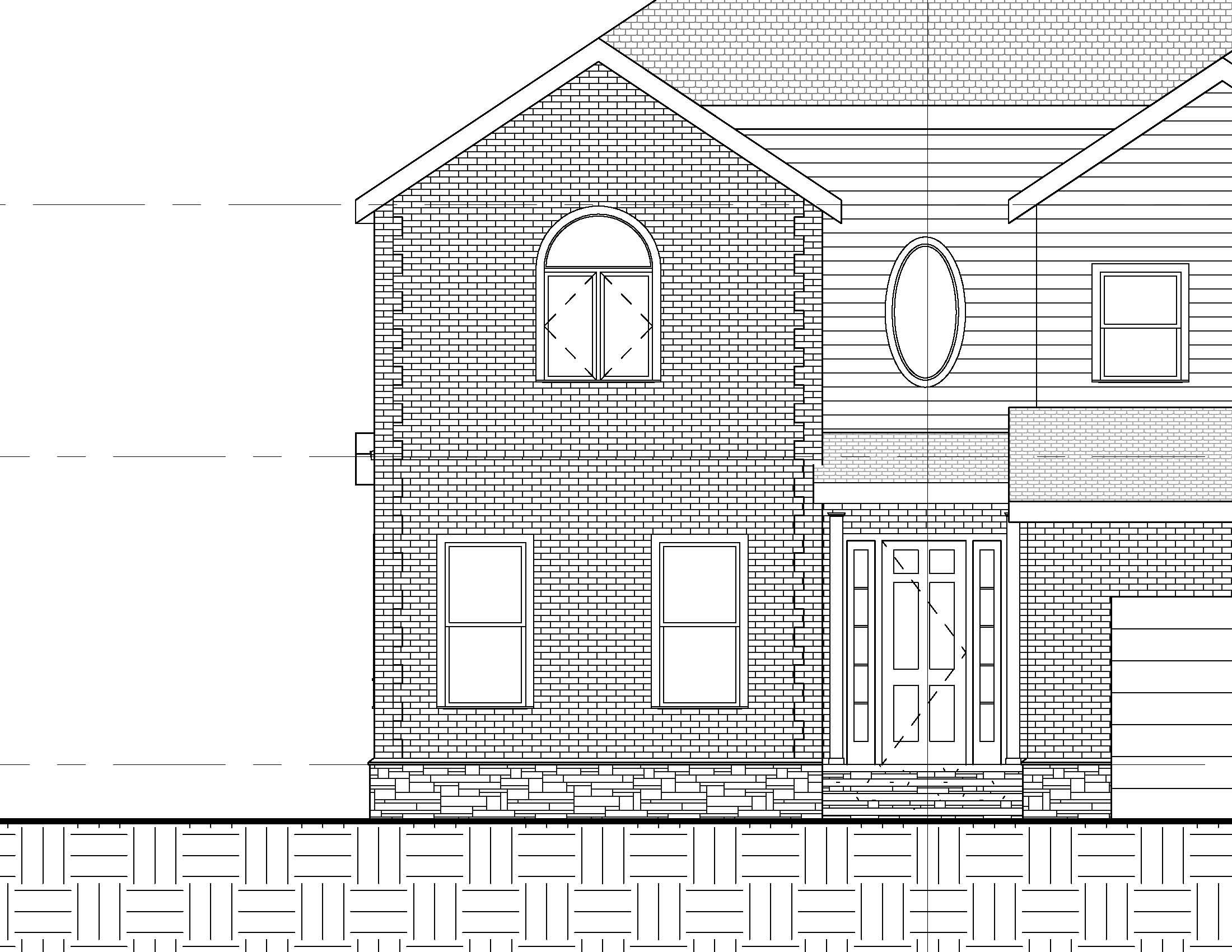 how to add brick pattern in autocad
