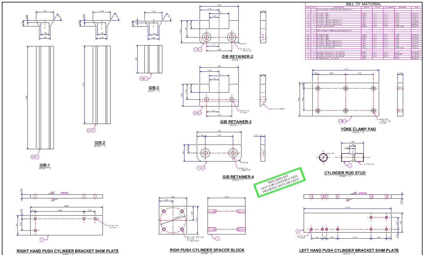 Multi Details Per Sheet Bom Workflow Autodesk Community