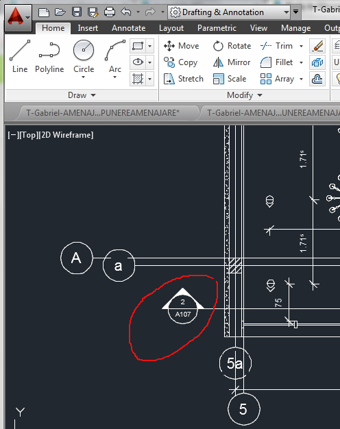 Solved: The problem of loss of Section Line - Autodesk