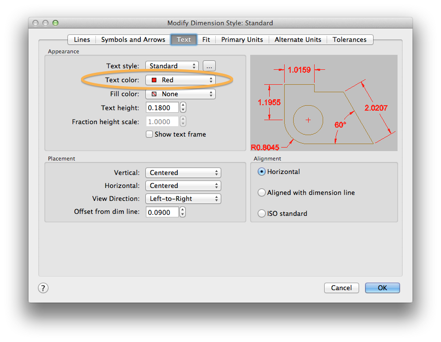 autocad how to change layer