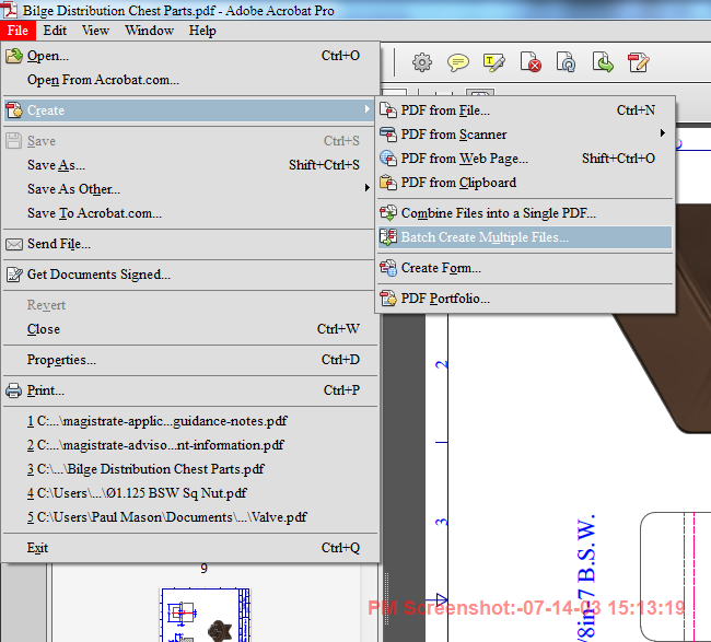 word export pdf in original size