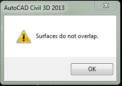 Solved: Surfaces do not overlap error?!?!? - Autodesk Community