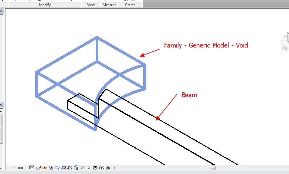 trim a beam - Autodesk Community- Revit Products