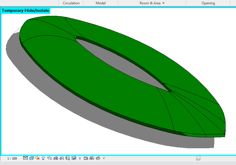 Solved Massing A Compound Curved Roof Autodesk Community